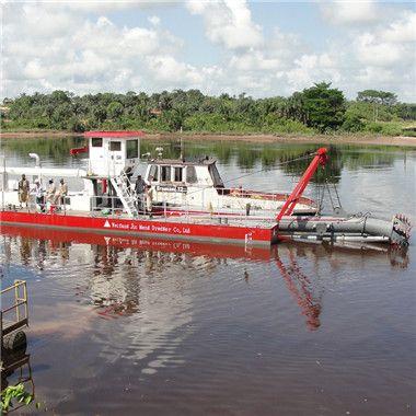 遵义小型绞吸清淤船多少钱-曲靖大型河道清淤船多少钱-清淤船