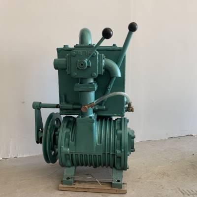 安徽小型吸粪车真空泵厂家 吸粪车立式泵图片