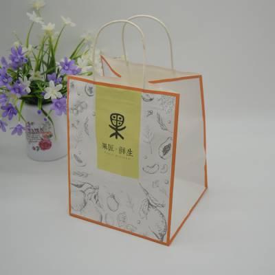 厂家定做纸袋纸袋 乌海礼品纸袋