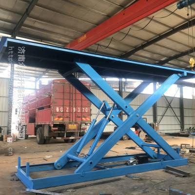 攀枝花SJG固定剪叉式升降机品牌 仓库运货仓储升降平台 厂房货梯 使用多种场所