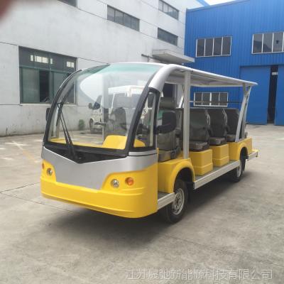 电动观光车(14座)SC8014