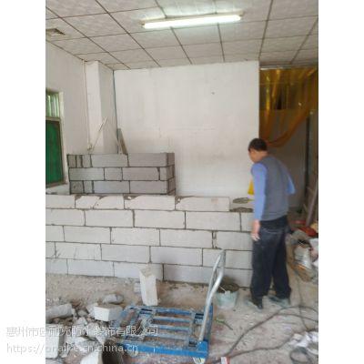 惠州市一楼店铺隔墙做卫生间防水工程.小金口专业防水补漏堵漏公司