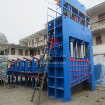 废钢龙门剪切机 液压重型剪板机 废金属液压剪切机1000