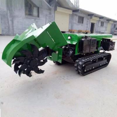 舒阳机械自走式果园<b>管理</b>机 果园大棚土地耕整专用机械 开沟施肥旋耕除草多功能合一