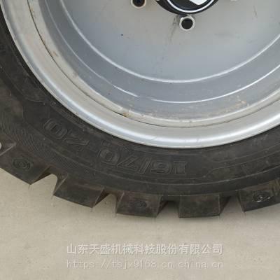 液压型撒肥机拖拉机施肥器四轮车改装撒粪车天盛机械