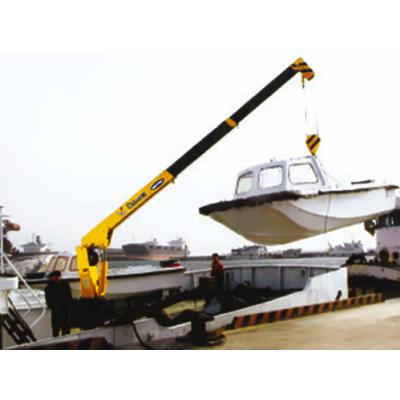 石煤QYC-5吨船用吊机 船用起重机 厂家特惠