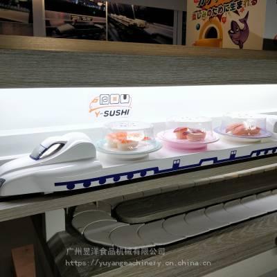广州食品机械厂 昱洋智能回转火锅设备 价优品质好