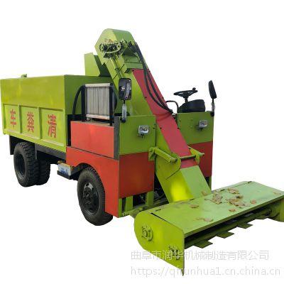 根据牛场设计的清粪车 液压装卸粪便运输机 环保型柴油清粪车
