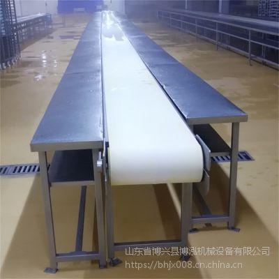 肉类分割线 猪牛羊肉类分割输送线 南宁屠宰厂肉类分割输送设备