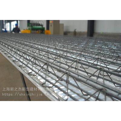 徐州市80克锌层钢承板厂家生产TDA7-230型钢筋桁架楼承板