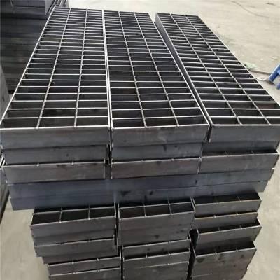 肇庆广宁厂家直销热镀锌抗腐蚀排水沟盖板图片