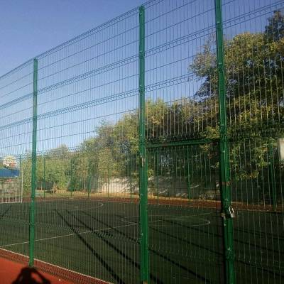 护栏网厂直销结实耐用森林牧场边框围栏网 草场球场框网护栏网