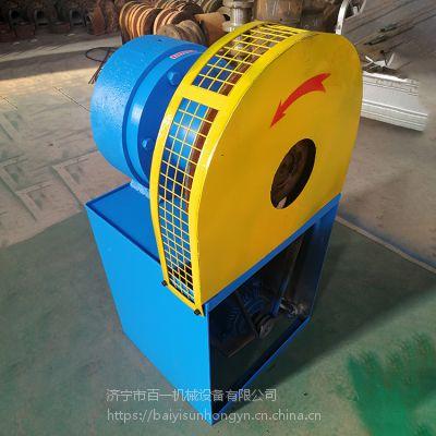 百一牌电动管子缩口机 小型管子缩管机 套管专用缩管机 锥度缩口机厂家