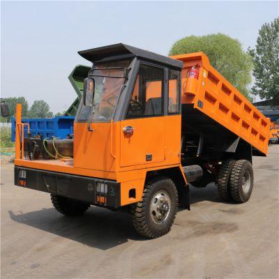 迎国庆 16吨低矮型四驱四不像车 矿用运输车 多功能车型