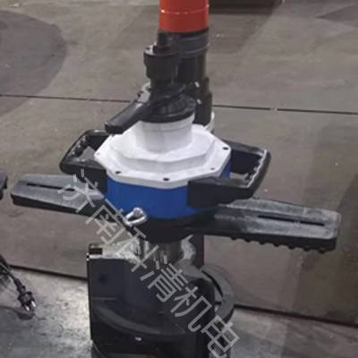 输油管线管道坡口机 无需切割管道端面坡口机