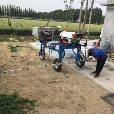 佳鑫拖拉机带动7米宽幅打药机/手推高压拉管式喷药机/多功能汽油蔬菜打药机价格