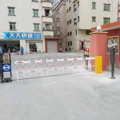 深圳刷卡智能道闸定做厂家供应_宾鸿门业