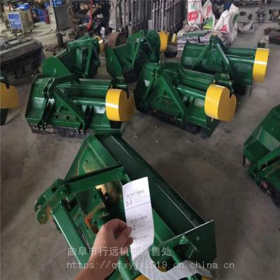 拖拉机带动双行杀秧机 多功能秸秆粉碎还田机 红薯秧粉碎还田机