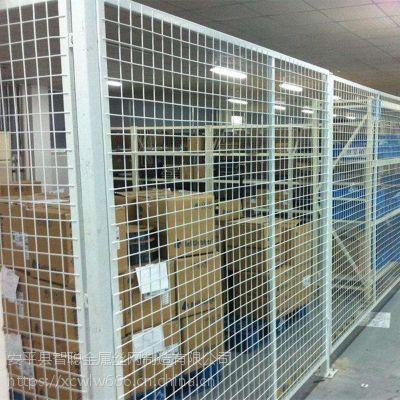 车间隔离网现货 厂区内部隔离网 带框隔离网批发