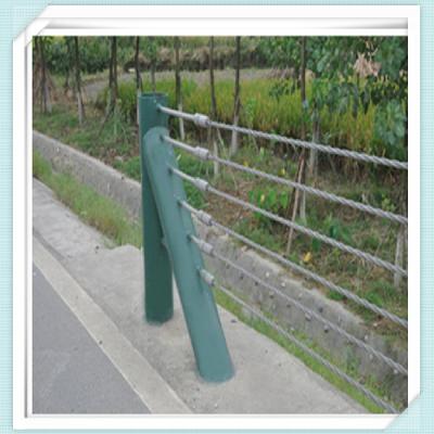 缆索护栏施工 缆索护栏设计图纸 缆索护栏规格