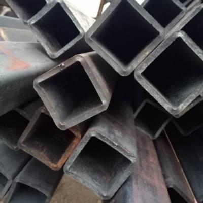 铭新存 国标热镀锌矩形方管现货 厚壁热镀锌矩形方管价格