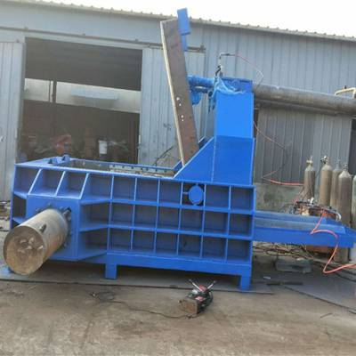大型废钢筋压块机-湖南废钢压块机-力锋机械厂家直销