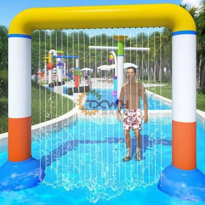 供应戏水小品水上游艺设备水上乐园设备水上戏水小品喷水花蕾源头厂家