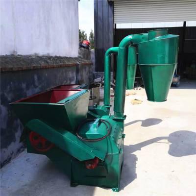 自动进料麦秸秆粉碎机 粮食粉碎机 稻草粉草机