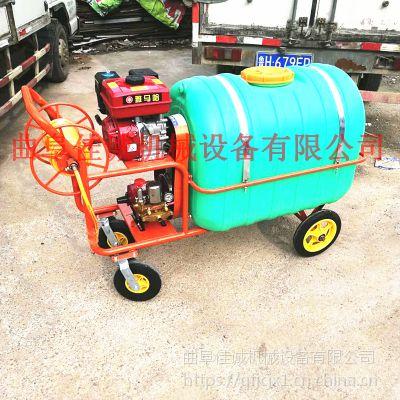 手推式打药机 小推车式喷雾 果园高压喷雾器