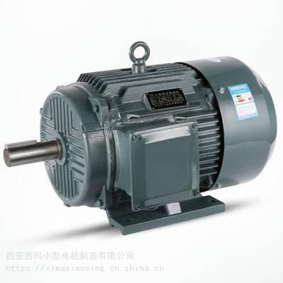 厂家直销 YE2-132S1-2 5.5KW B3 西安西玛小型电机