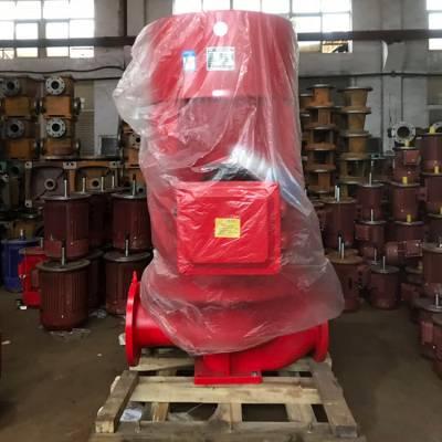 3CF认证 XBD5.5/3W-L 50L 5.5KW 上海江洋 室内喷淋单级稳压设备 管道泵