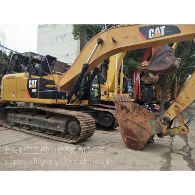 精品原装_进口卡特336E二手挖掘机-上海二手挖掘机市场-上海驰工