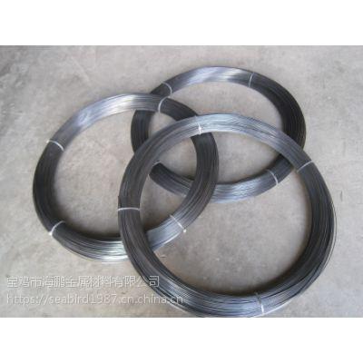 宝鸡海鹏公司供应φ4.0,φ5.0的钛镍丝