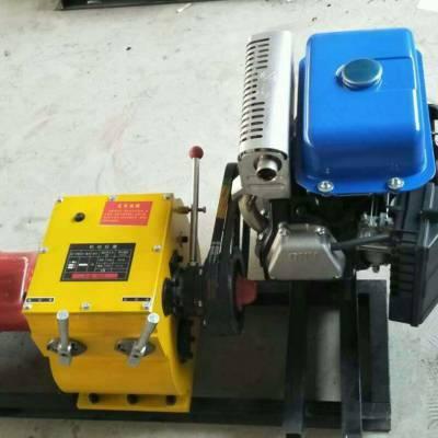 小型牵引绞磨设备 电缆放线绞磨机 皮带传动绞磨机 博信达电力