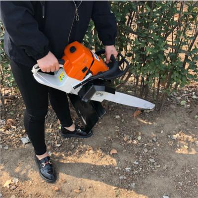人力手持式挖树机 便携式断根挖树机 带土球的起树机