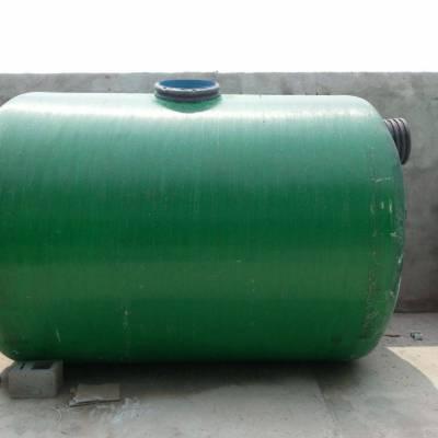 模压化粪池生产视频包头玻璃钢化粪池厂家 新闻100立方钢筋混凝土化粪池