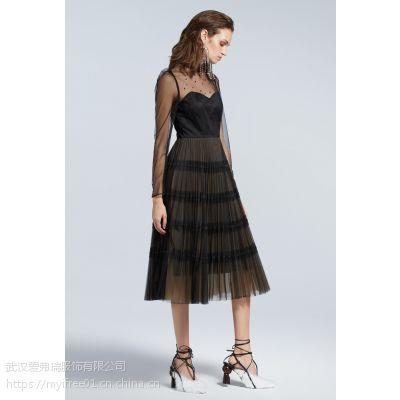 哪个服装厂家拿货便宜吗金恺俪文艺连衣裙