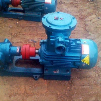 沥青加热泵 华潮2CG12/0.6高温齿轮泵性能优
