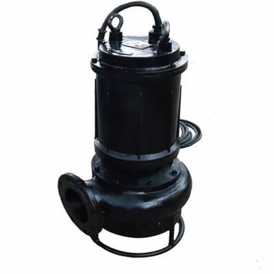 潜水式铬合金耐磨损吸砂泵抽沙泵渣浆泵泥砂泵
