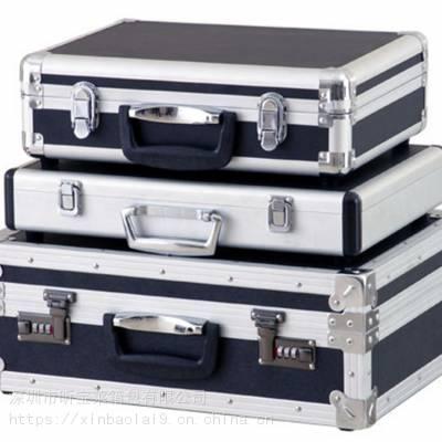 深圳定制航空手提五金工具箱定制铝合金精密仪器箱