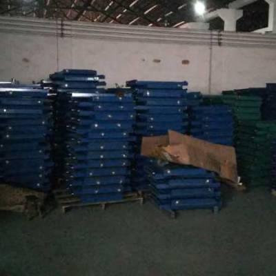枣庄模具货架厂 批发抽屉式货架 滕州车间模具存放架 薛城全开半开式模具架