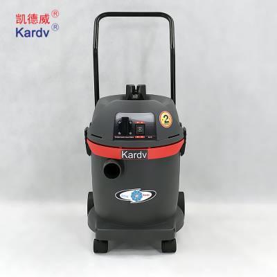 凯德威吸尘器GSZ-1232工厂车间吸粉末吸塑粉小型强力工业吸尘机设备配套用