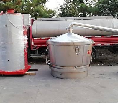 白酒酿造设备-造酒设备-曲阜融达(查看)