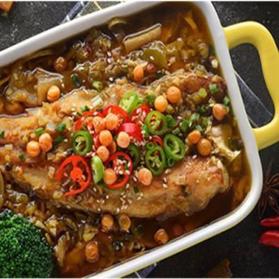 正宗烤鱼饭培训公司 好吃的烤鱼饭培训机构 米饭煮角烤鱼饭