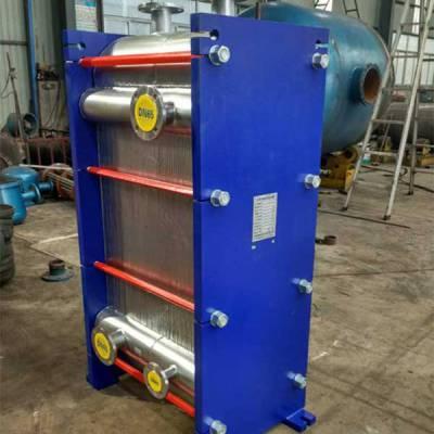 制冷用板式换热器-山东金壤-湖北板式换热器型号定制