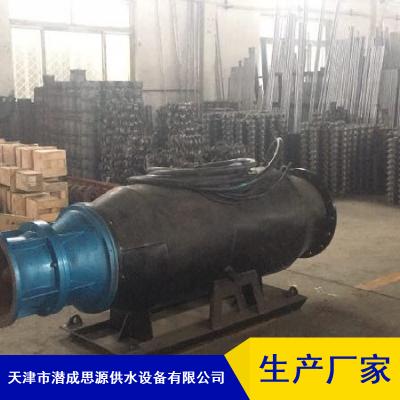 电动深水轴流泵_抗氧化排洪专用轴流泵_潜成思源轴流泵厂家