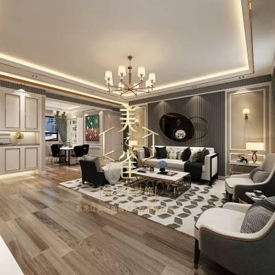 哈尔滨室内设计/轻奢风格设计