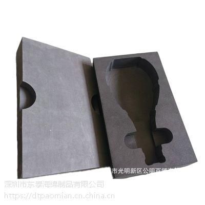弧形塑料盒镜头eva内衬 彩色酒瓶包装浮雕EVA内托定制厂家