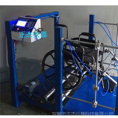 轮椅刹车制动器检测 电动轮椅刹车片疲劳测试机