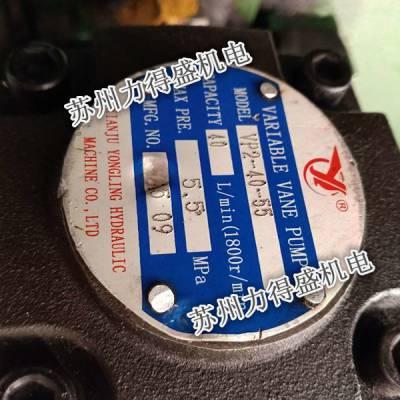 全新原装YLC油泵VP1-15-35 VP1-20-70